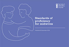 Standards of proficiency for midwives