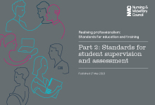 Standards for supervision and assessment