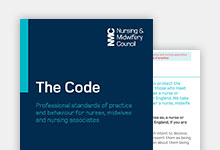The Code publication cover