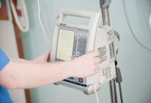 Nurse operating equipment